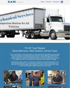 Ram Truck Repairs