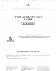 Forward Momentum Psychology Services