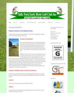 Tully Park Golf Club
