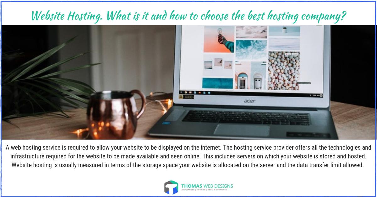 Website Hosting. What is it and how to choose the best hosting company?